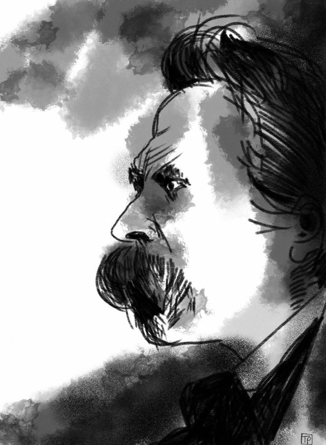 Friedrich Nietzsche (philosopher, writer)
